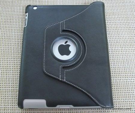 Aranez Swivel New iPad 3 Leather Case Review