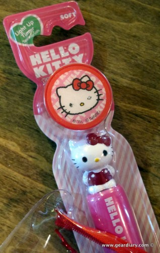FireFly's Hello Kitty Light-Up Toothbrush Review