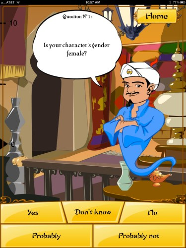 Akinator the Genie, It's Not Magic but It Sure Feels Like It, Review  Akinator the Genie, It's Not Magic but It Sure Feels Like It, Review  Akinator the Genie, It's Not Magic but It Sure Feels Like It, Review