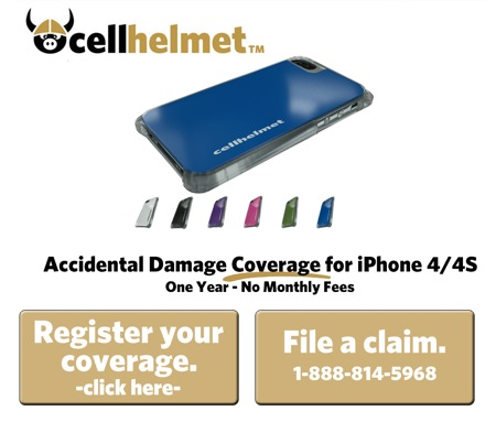 Cellhelmet for iPhone Used iPhone Insurance Insurance For iPhone 4 1