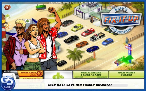 Fix It Up: Kate's Adventure Mac Game Review