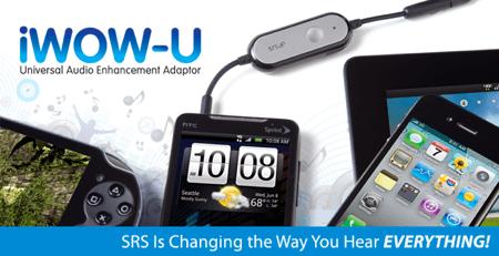 iWOW-U Universal Audio Adapter Review