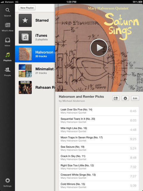 Spotify (Finally) Launches iPad App!