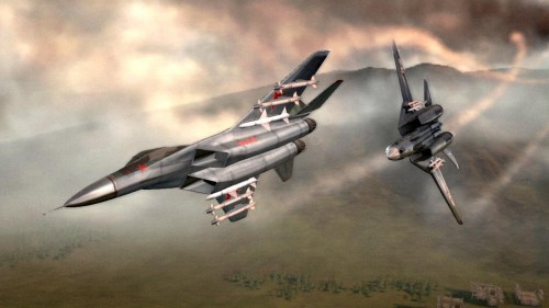 Top Gun: Hard Lock for PlayStation 3 Review