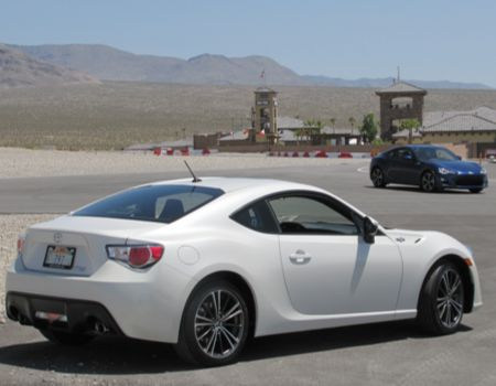 2013 Scion FR-S Is One Friggin' Really Sweet Ride