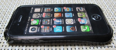 GearDiary DRACOdesign CLEAVE CRYSTAL Bumper for iPhone 4/4S review