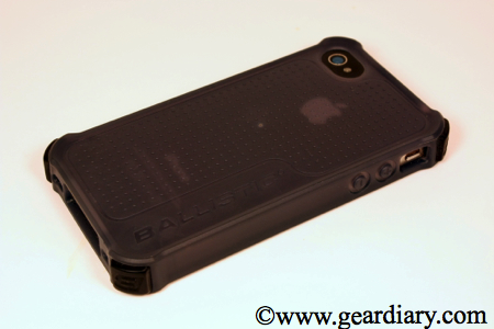 Ballistics Life Style Case for iPhone 4/4S Review  Ballistics Life Style Case for iPhone 4/4S Review