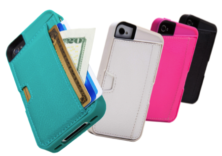 Q Card Case For iPhone 4/4S Review