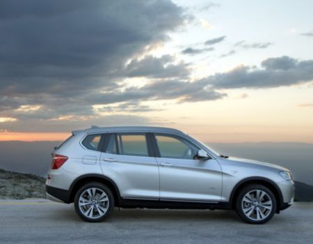 2012 BMW X3 'Simply The Best'  2012 BMW X3 'Simply The Best'  2012 BMW X3 'Simply The Best'