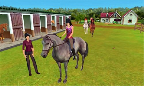 Horses 3D for Nintendo 3DS Review