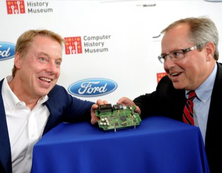 Ford Opens Silicon Valley Lab, Enshrines SYNC in Computer History Museum