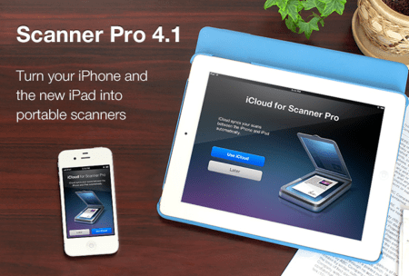 Readdle's Scanner Pro for iOS Gets iCloud and a Makeover