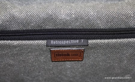 ThinkTank Retrospective7 Camera bag 007