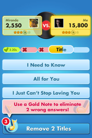 SongPop For iPhone Review