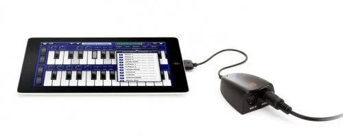 Griffin MIDIConnect for iPad Now Available!