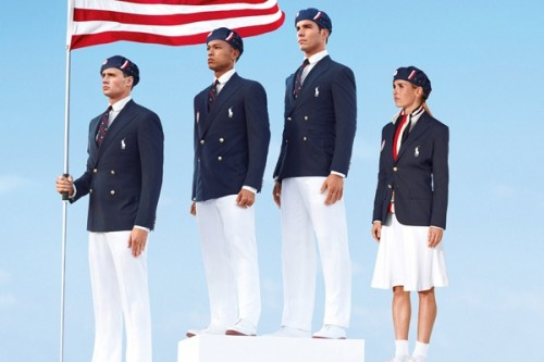 Name that Propaganda ... is the US Olympic Uniform Stance 'Anti-Olympic'?