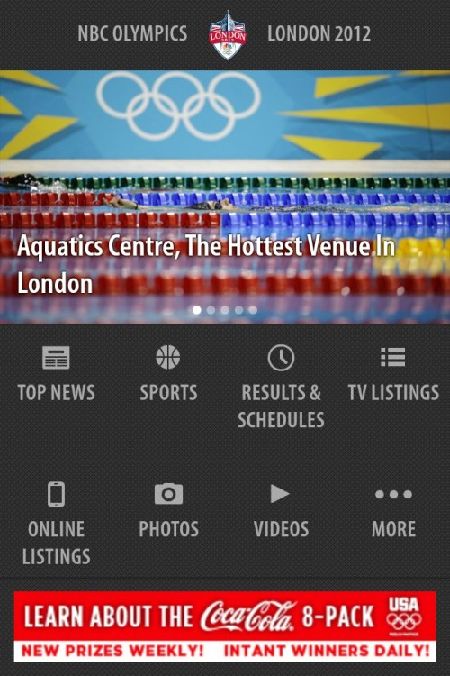 News Roundup On The Cusp of the Olympics!  News Roundup On The Cusp of the Olympics!