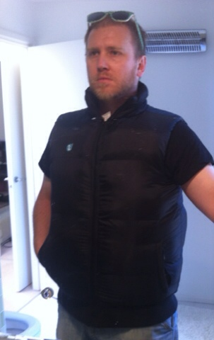 Stuffa Jacket Holds ALL Your Stuff