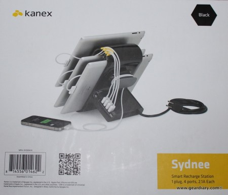 Kanex Sydnee Smart Recharge Station for iPad Review  Kanex Sydnee Smart Recharge Station for iPad Review  Kanex Sydnee Smart Recharge Station for iPad Review