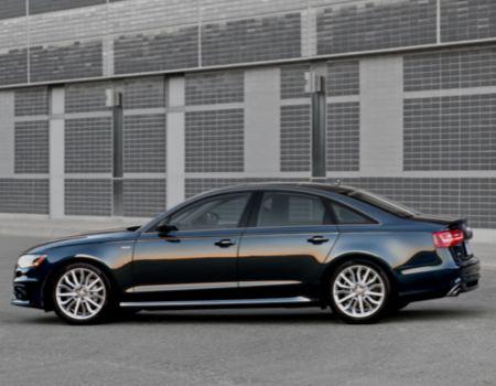 2012 Audi A6 Blends Athleticism and Elegance