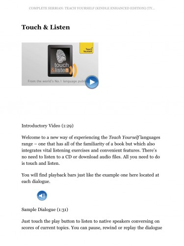 Babbel (and others) and the Advancement of Foreign Language eBooks