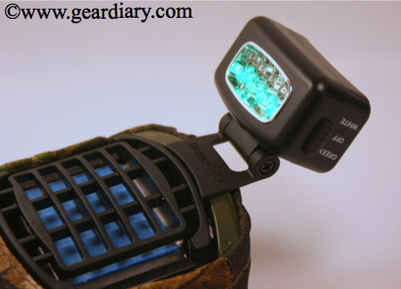 Thermacell Adds Light To Their Mosquito Control, All-Purpose Swivel Light Review