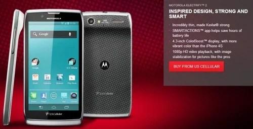 U.S. Cellular Adding Two Hot New Motorola Phones This Week!