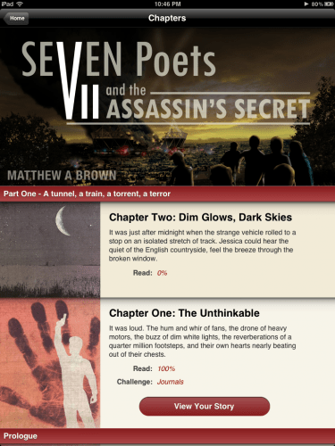 Seven Poets and the Assassin's Secret Is a New Kind of Novel  Seven Poets and the Assassin's Secret Is a New Kind of Novel  Seven Poets and the Assassin's Secret Is a New Kind of Novel