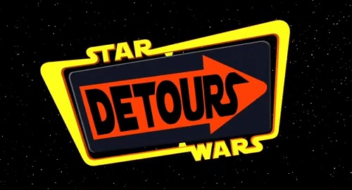"""George Lucas and Seth Green Debut New """"Star Wars"""" Cartoon"""