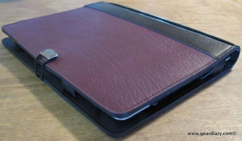 Oberon Design Sienna Cover for the New iPad Review
