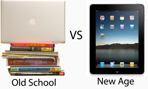 iPad for College Instead of Laptop? Bad Advice