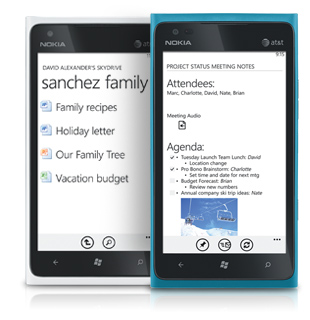 The Nokia Lumia 900 Gets Updated in US