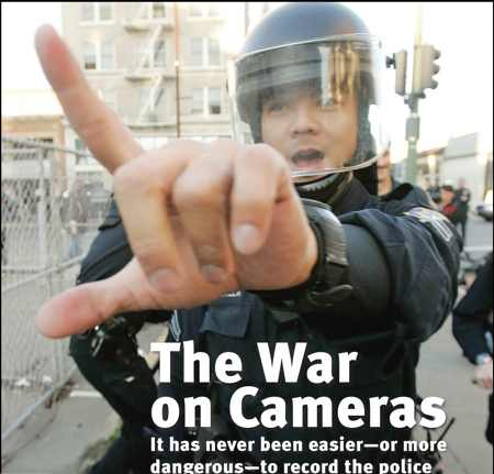 Washington DC Police Chief Issues Reasonable Citizen Cell-Camera Guidelines
