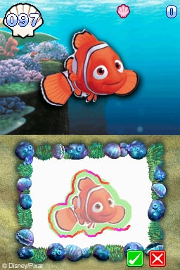 Finding Nemo: Escape to the Big Blue Special Edition Review for Nintendo 3DS and Nintendo DS