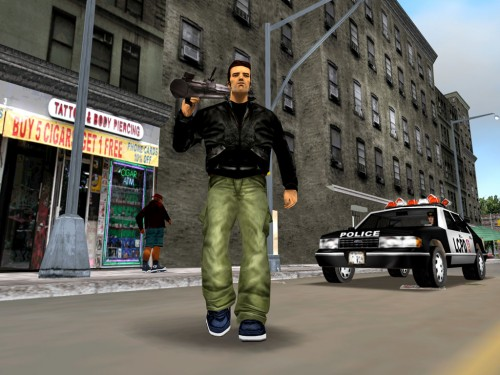 Grand Theft Auto III PlayStation Store Release Review