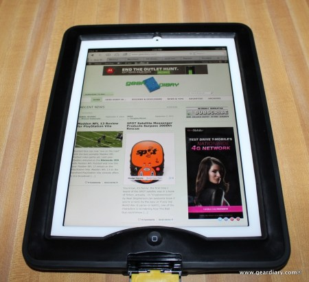 LifeProof nüüd Case for iPad Review