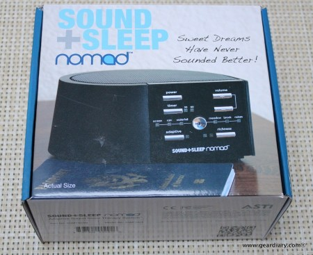Sound + Sleep Nomad 001