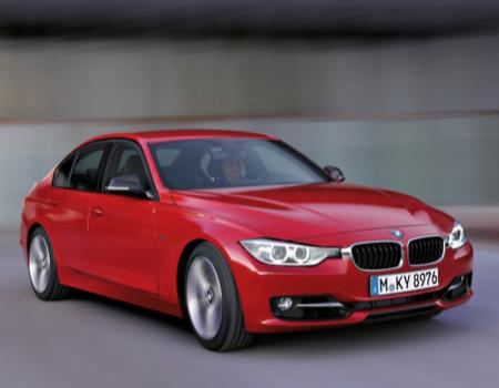 2012 BMW 335i Luxury Line