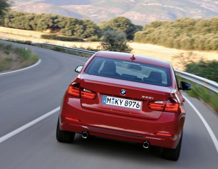 2012 BMW 335i Luxury Line