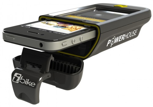 iBike POWERHOUSE Complete Cycling Fitness Plan