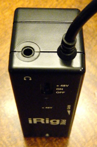 The iRig Pre Microphone Preamplifier Review  The iRig Pre Microphone Preamplifier Review  The iRig Pre Microphone Preamplifier Review  The iRig Pre Microphone Preamplifier Review  The iRig Pre Microphone Preamplifier Review  The iRig Pre Microphone Preamplifier Review