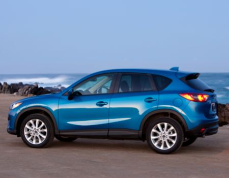 2013 Mazda CX-5 Crossover Brings the Zoom  2013 Mazda CX-5 Crossover Brings the Zoom  2013 Mazda CX-5 Crossover Brings the Zoom