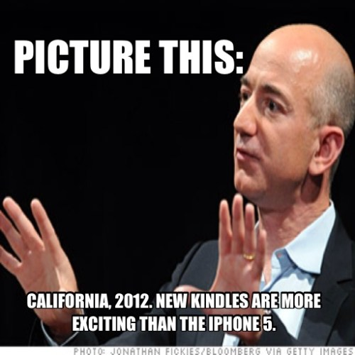 Did Amazon's Kindle Announcements Out-Apple Apple?