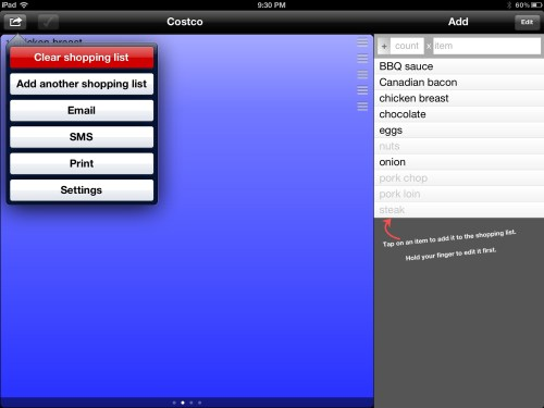 ShopShop for iOS Review  ShopShop for iOS Review