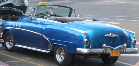 The Amazing American Cars of Cuba