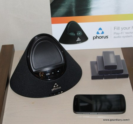 GearDiary Phorus and Play-Fi Want to Bring Music to Every Room in Your House