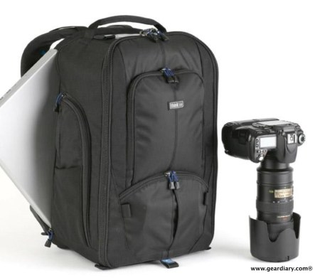 Gear Diary Think Tank Photo Street Walker Harddrive Backpack 12 AM