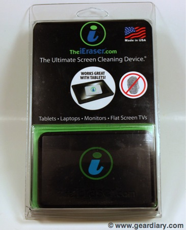 iEraser Screen Cleaner Review
