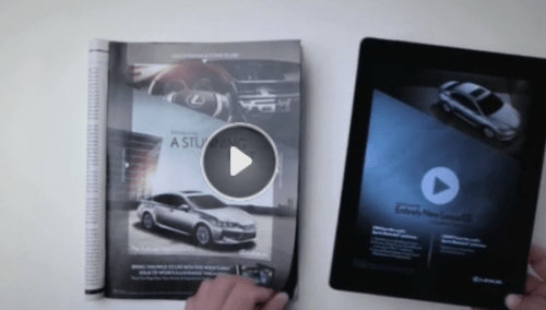 Lexus Ad Highlights the Tech in the 2013 ES with a Hi-Tech Ad