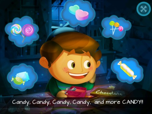 Spooky Treats for iOS Game Review